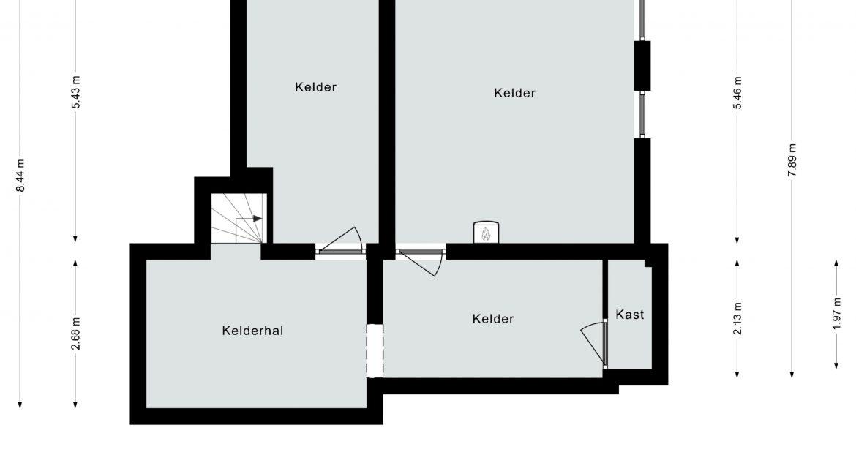 Hovenstraat 47 Landgraaf - Kelder 2D