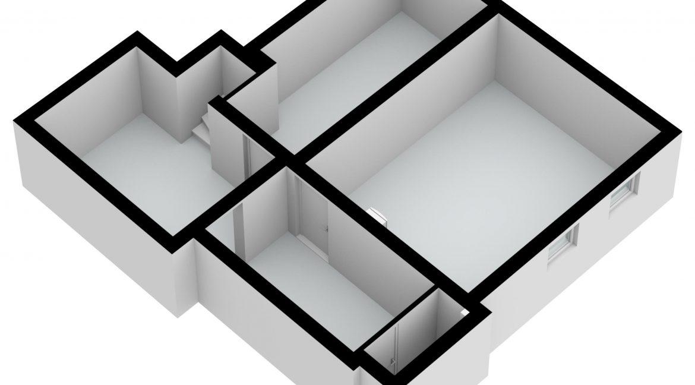 Hovenstraat 47 Landgraaf - Kelder 3D